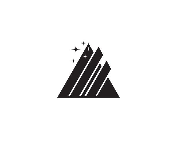 finanza logo e simboli concetto di vettore
