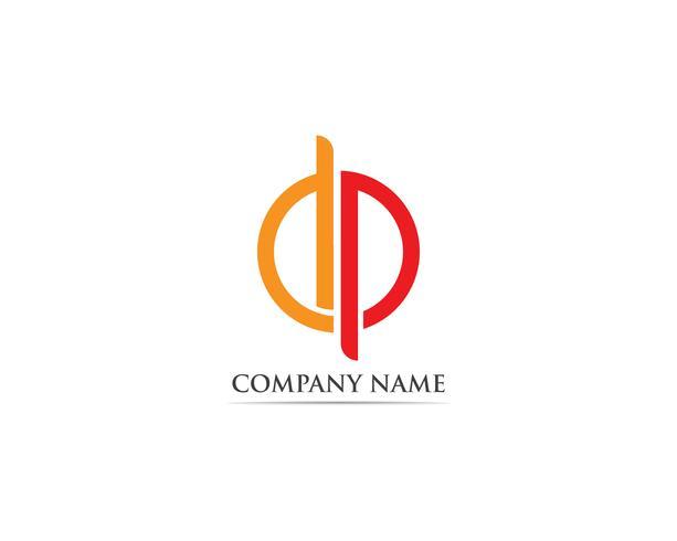 finanza logo e simboli vettoriali
