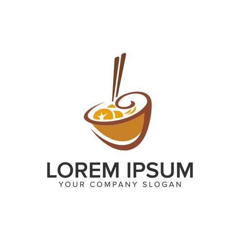 modello di concetto di progettazione di logo di bevanda di frutta arancione. completamente modificabile vettore