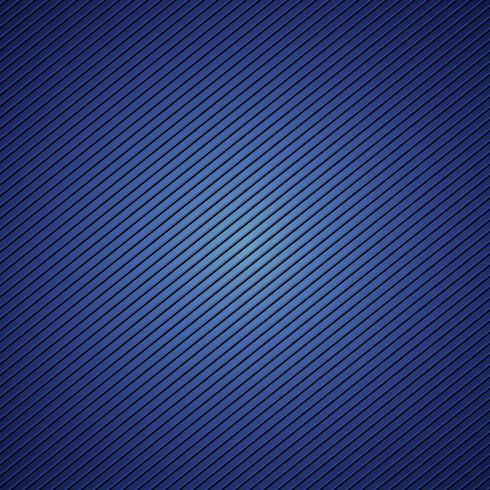 Pattern di sfondo blu in fibra di carbonio senza soluzione di continuità. Illustrazione vettoriale