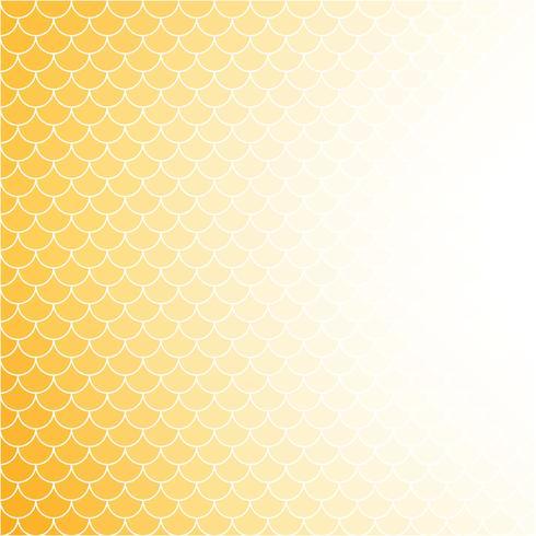 Pattern di tegole arancioni, modelli di design creativo vettore