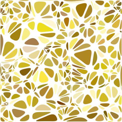 Stile moderno giallo, modelli di design creativo vettore