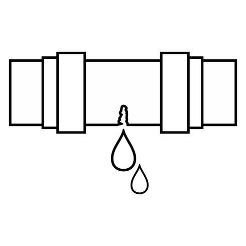 costruzione di apparecchiature per la riparazione di tubature idrauliche di linea vettore