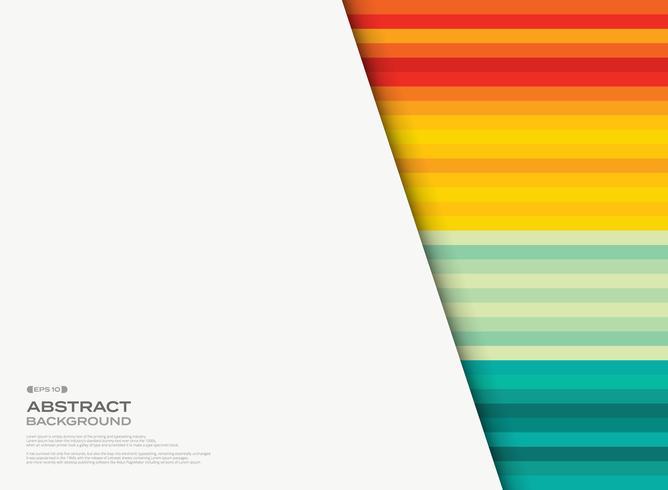 Priorità bassa astratta del reticolo di colore di estate con lo spazio della copia. vettore