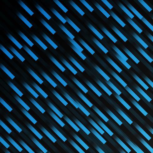 Linea astratta blu disegno geometrico del motivo a strisce, che presenta per grafica grafica lavoro modello. vettore