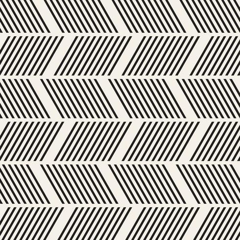 Modello astratto geometrico senza cuciture. vettore
