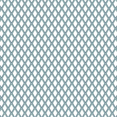 Estratto del fondo senza cuciture semplice blu dei modelli del triangolo di due toni. vettore