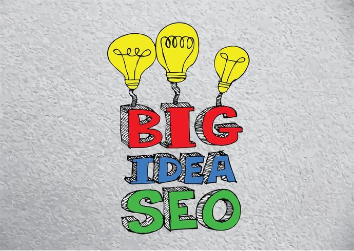 SEO SEO Search Engine Optimization vettore