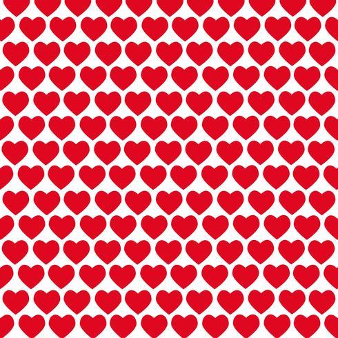 Segno simbolo del cuore sullo sfondo vettore