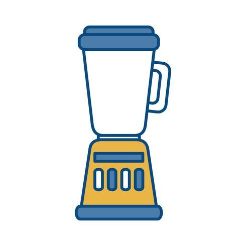 immagine dell'icona del frullatore vettore