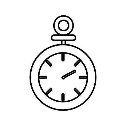 immagine icona cronometro vettore