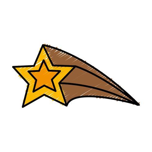 immagine icona stella vettore