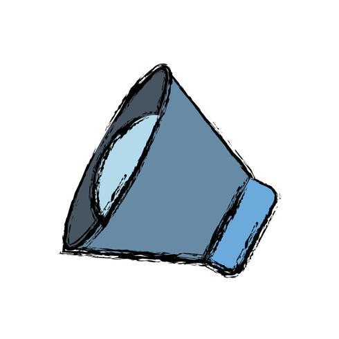immagine dell'icona dell'altoparlante vettore