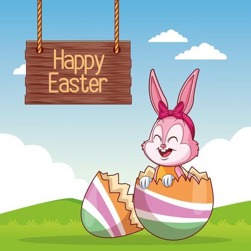 Buona Pasqua vettore