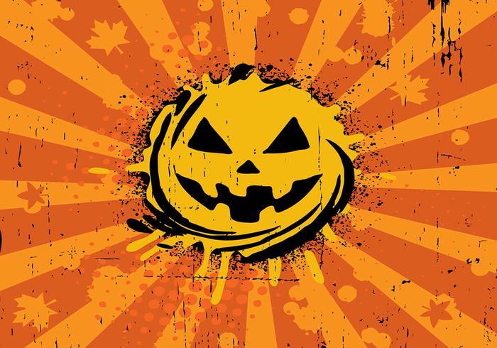 Vettore del fondo di Halloween
