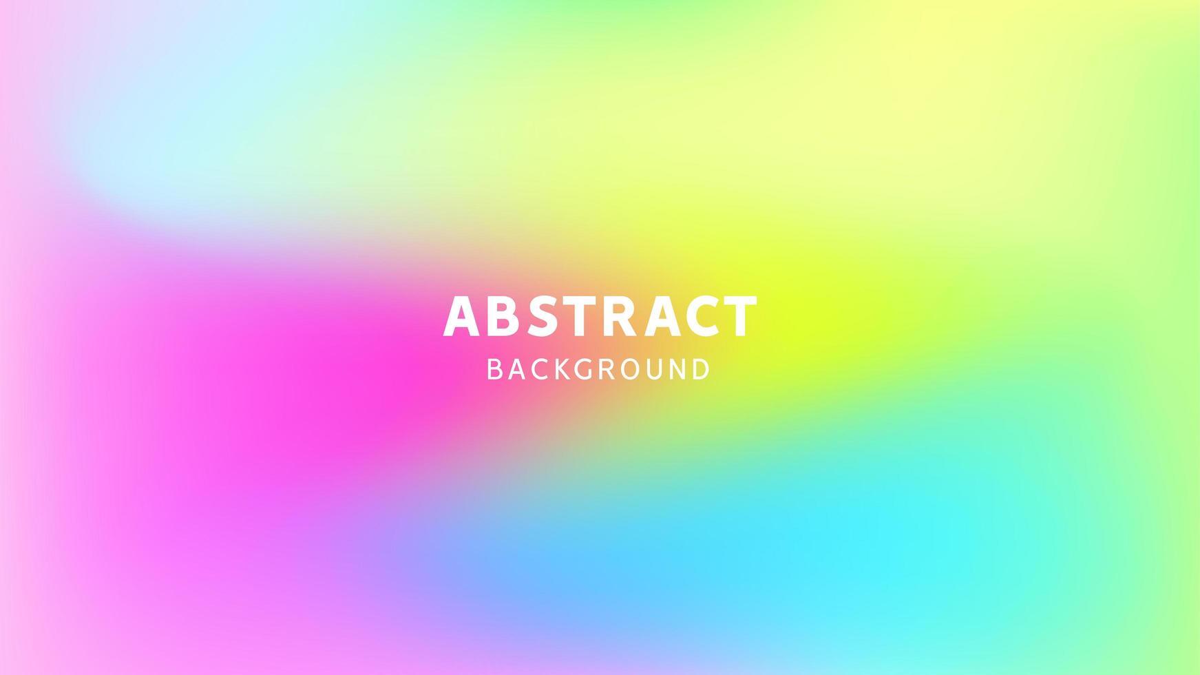 sfondo minimo astratto colorato gradiente maglie vettore