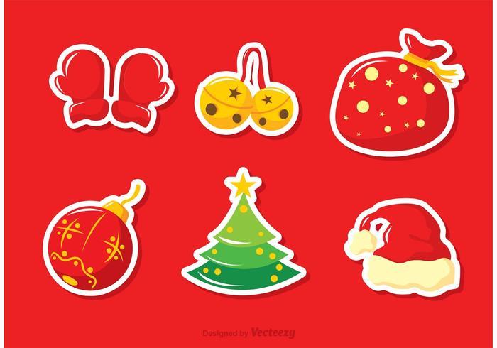 Natale Jingle Bells Vector Pack due