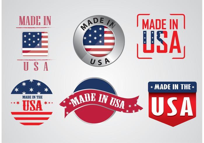 Made in USA Vettori