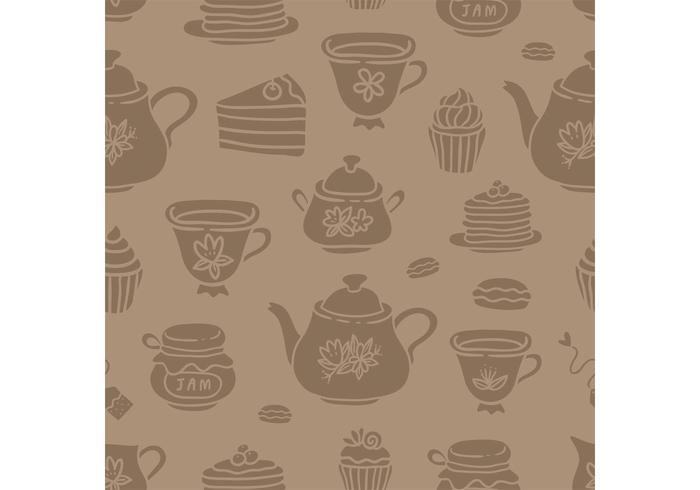 Vettori di tè alti
