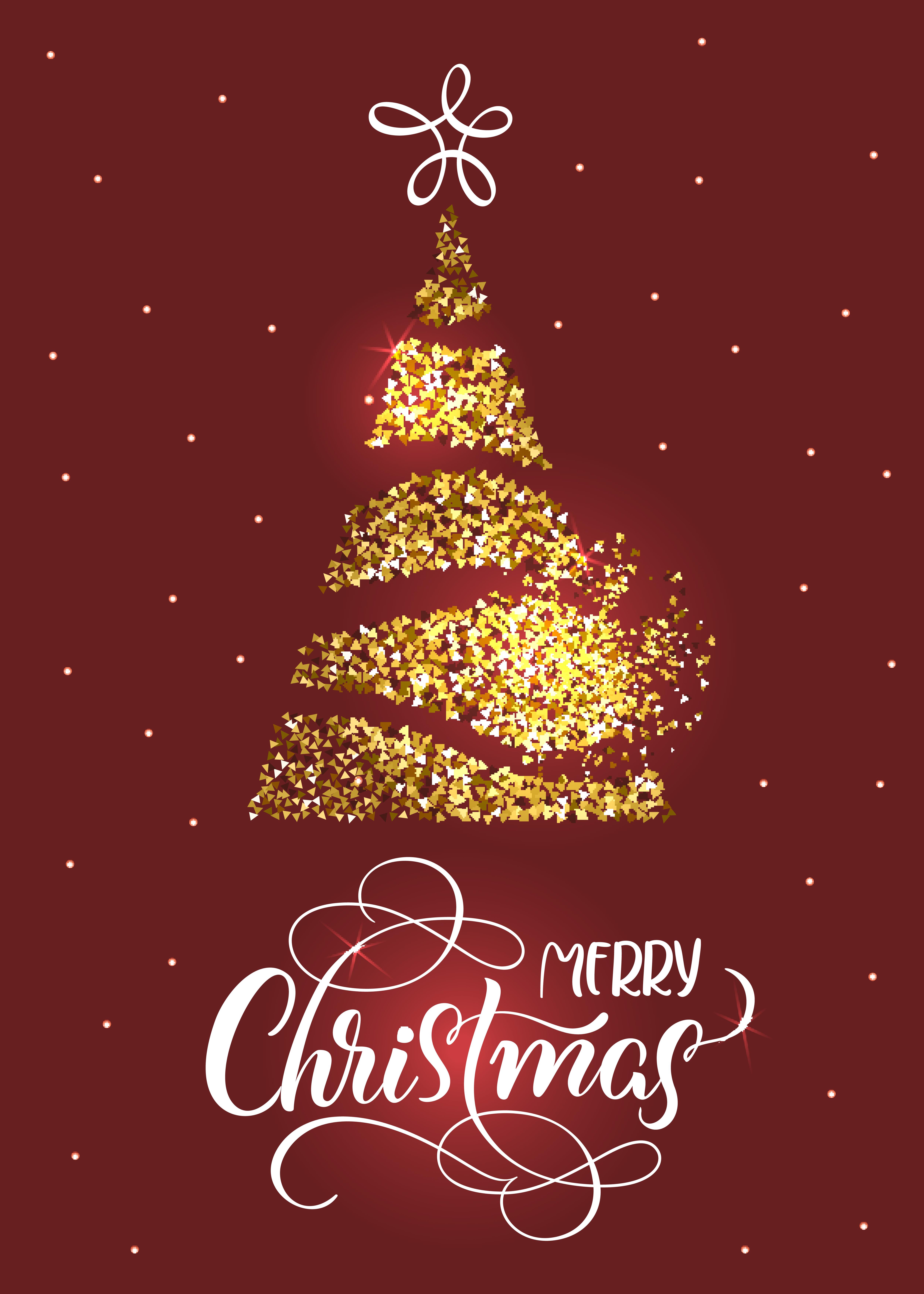 Sms Di Buon Natale.Il Buon Natale Manda Un Sms A Sul Fondo Rosso Di Festa Con L 39 Albero Di Abete Stilizzato E Le Stelle 412533 Scarica Immagini Vettoriali Gratis Grafica Vettoriale E Disegno Modelli