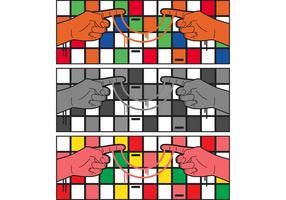 Copertina Facebook Simple Pop Art # 14 vettore