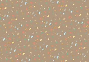 Dot Pattern Vector astratto
