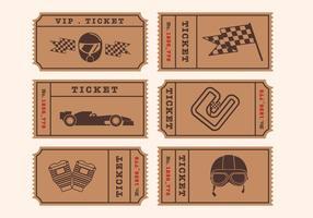 Biglietto vettoriale