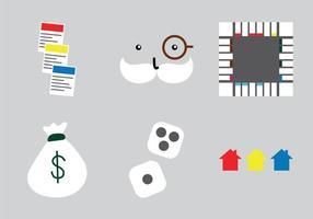 Illustrazione vettoriale di monopolio gratuito
