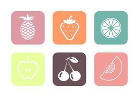 Vettori di frutta