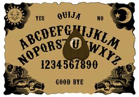 Vettore gratuito di Ouija