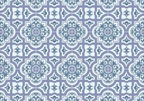 vettore di piastrelle azulejos