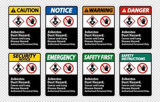etichetta di rischio di malattia