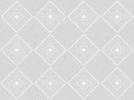 modello di forma geometrica concentrica grigio astratto