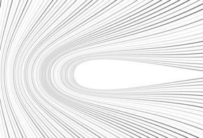 modello moderno di linee piegate grigie