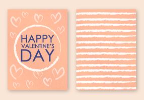 Vettore di carta gratis di San Valentino