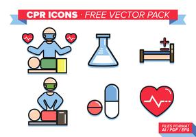 pacchetto di icone vettoriali cpr gratis