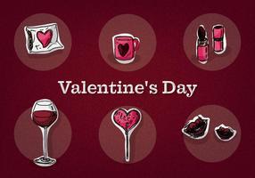 Vettore gratuito di San Valentino