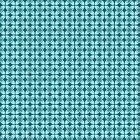 motivo a forma di fiore blu ciano