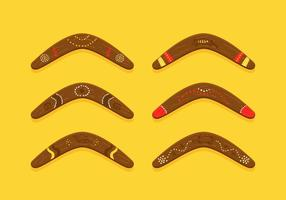 Boomerang vettoriale