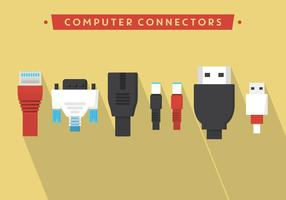 Connettori vettoriali per computer