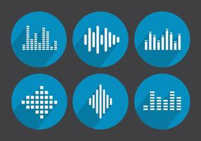 Barre audio vettoriali