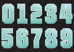 Congelamento dei numeri di vettori