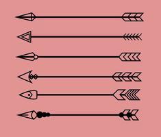 Vettore di frecce