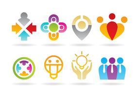 Imprenditore Logo vettoriale