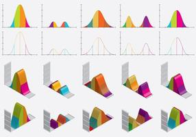 Curve di campana piatte e isometriche