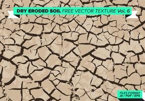 Vol. Eroso albero secco vettoriali gratis Texture vol. 6
