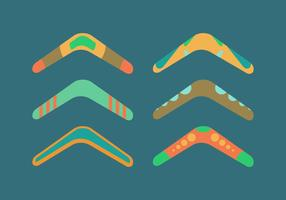 Boomerang Vector Pack gratuito
