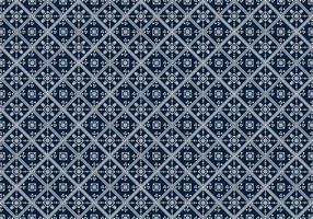 Batik Pattern Vector # 10
