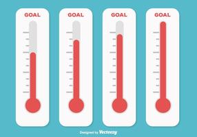 Illustrazione del termometro obiettivo