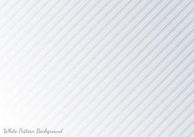 diagonale argento chiaro trama linee modello vettore